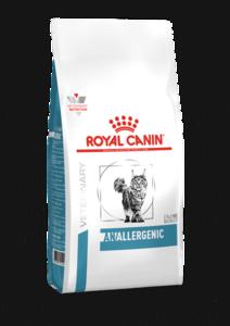 Anallergenic kat 2 kg Royal Canin