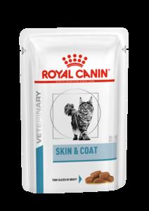 Skin & Coat kat 48x85 gram Royal Canin
