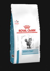 Skin & Coat kat 3,5 kg Royal Canin