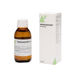 Bronchofort hoestsiroop van AST-F