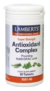 Antioxidanten complex 60 tabletten
