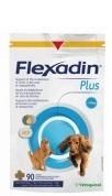 Flexadin Plus voor kat en hond onder 10 kg, 90 zachte brokjes