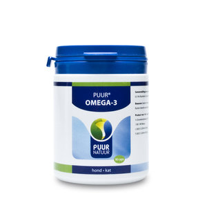 PUUR Omega-3 90 capsules van NML
