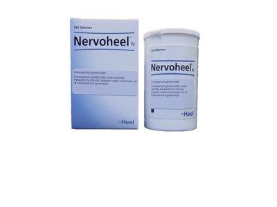 Nervoheel 250 tabletten  van Heel