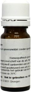 Causticum D30 globuli 10 gram Homeoden