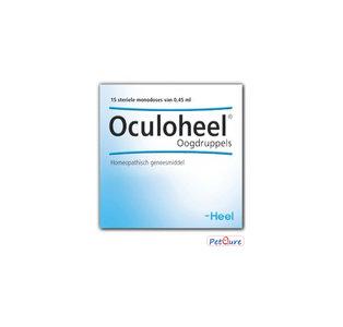 Oculoheel  oogdruppels 15 pipetten van Heel