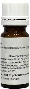 Natrium muriaticum D30 10 gram globuli Homeoden