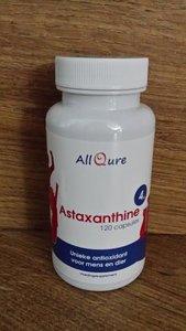 Astaxanthine 120 capsules van AllQure